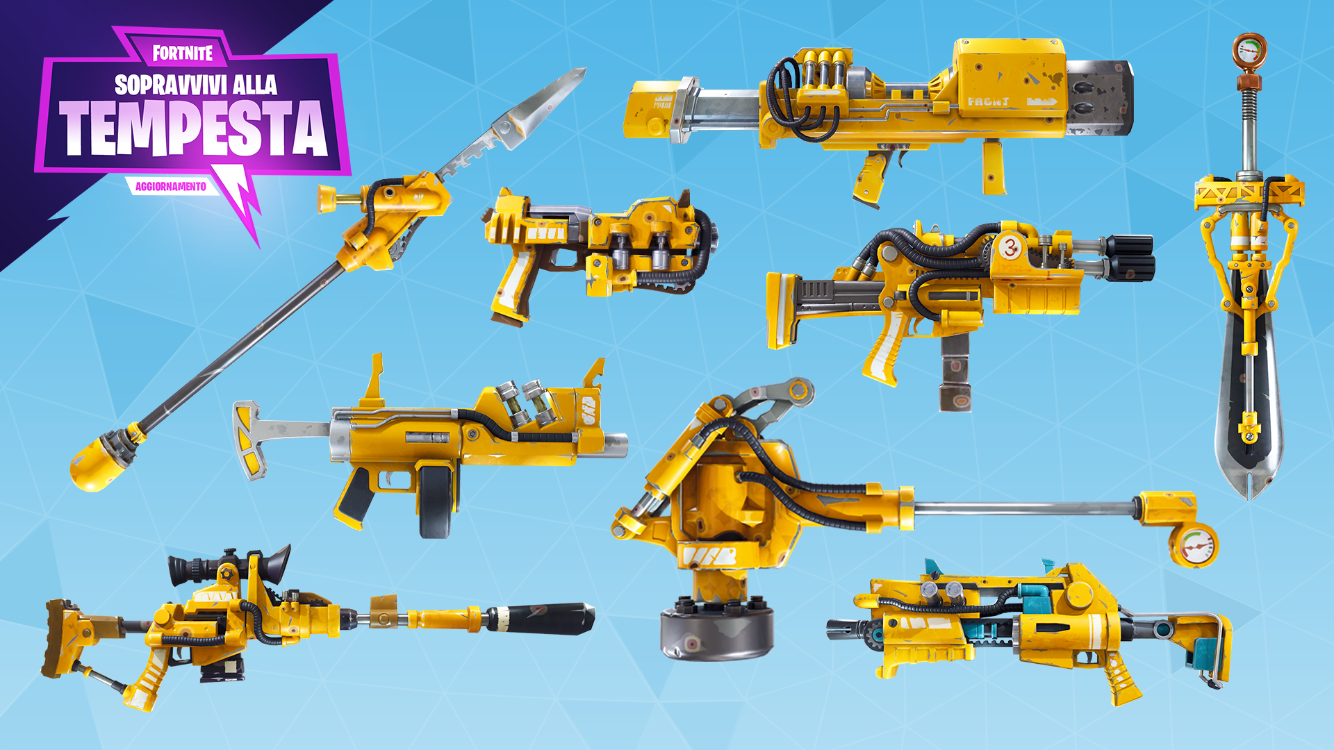 Fortnite%2Fblog%2Fsurvive-the-storm---release-notes%2FIT_Hydraulic-Weapons-1920x1080-91c72f7677549efe34e30b01b3494a25d817aa98