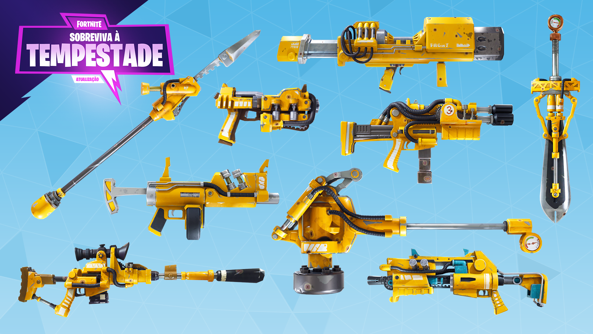 Fortnite%2Fblog%2Fsurvive-the-storm---release-notes%2FPT_Hydraulic-Weapons-1920x1080-9c235d7581a81965b681fae45d76fbb983a71bb6