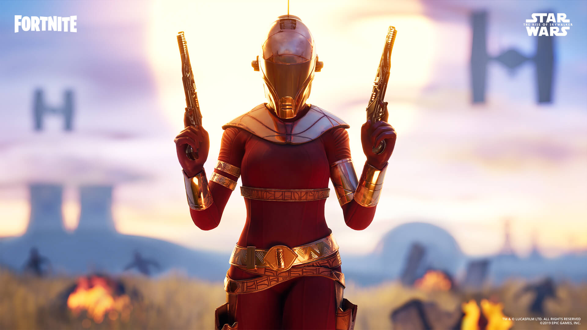 Fortnite Zorii Outfit