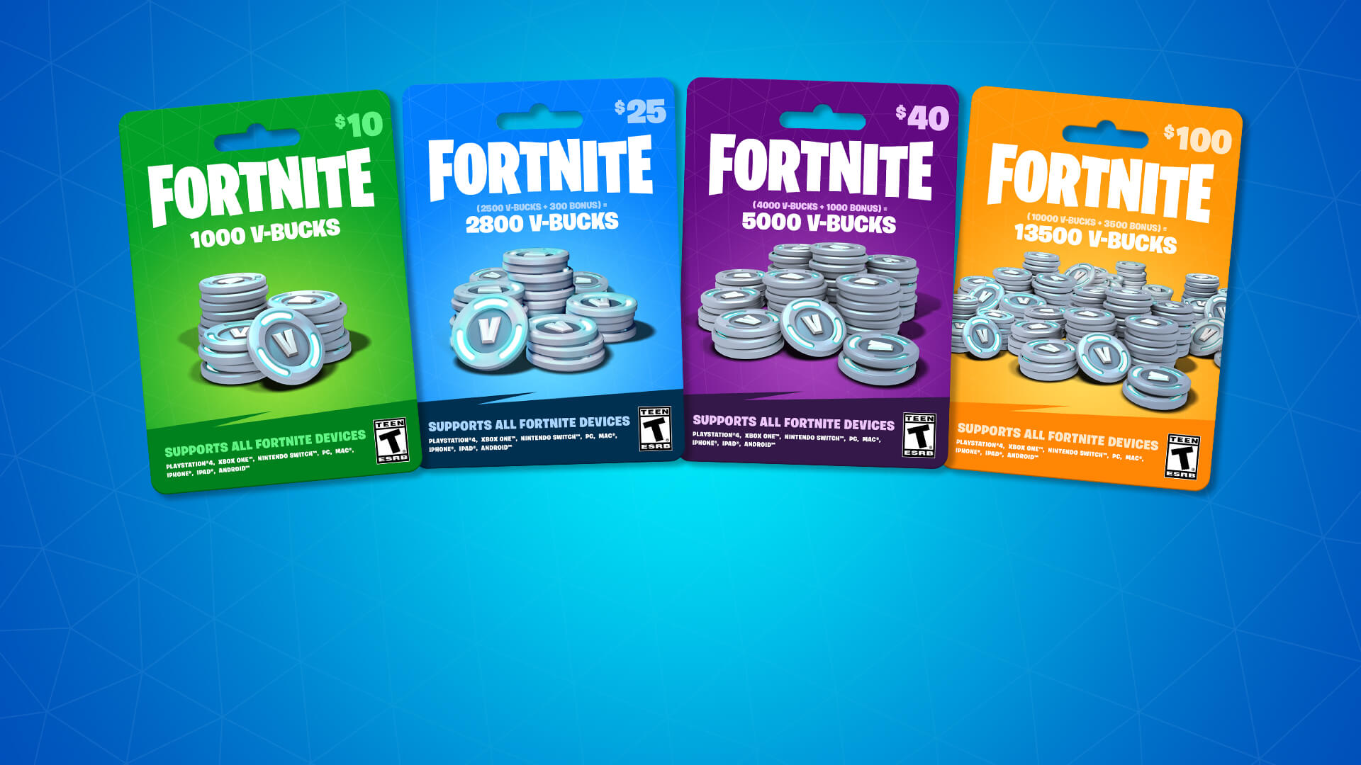 Update On V Bucks Cards And The Merry Mint Pickaxe