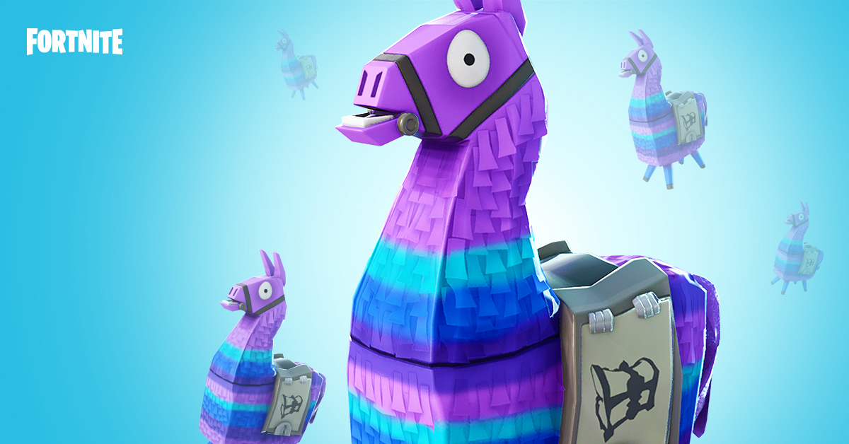 Supply Llamas