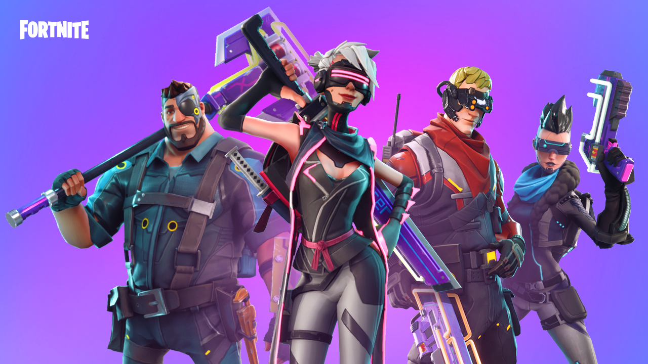 Fortnite could get more than 100 players per match says Epic Games