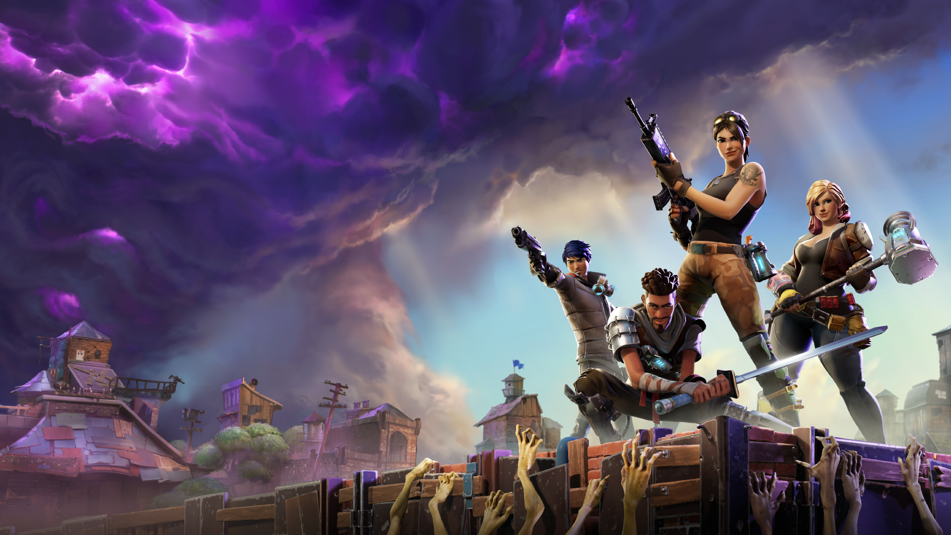 Fortnite: Code of Conduct