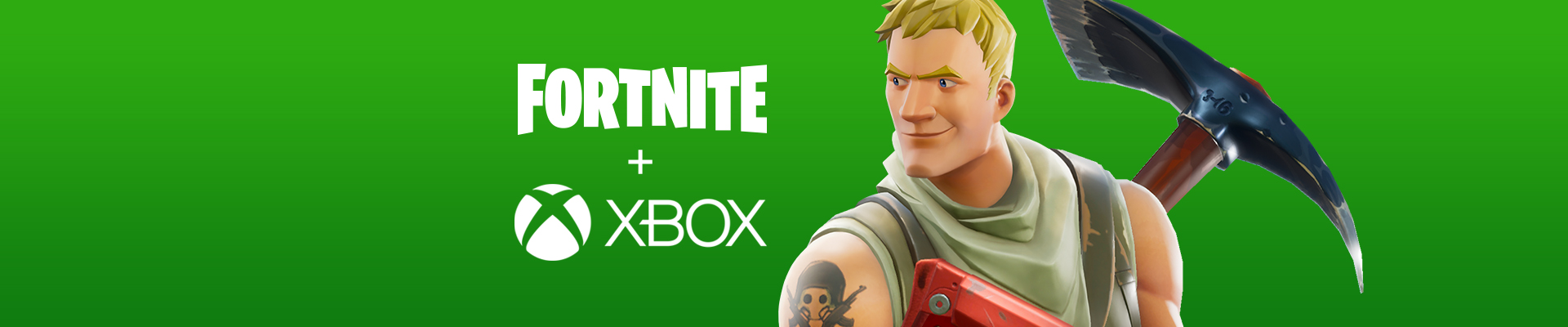 Fortnite Cross-Platform on Xbox One