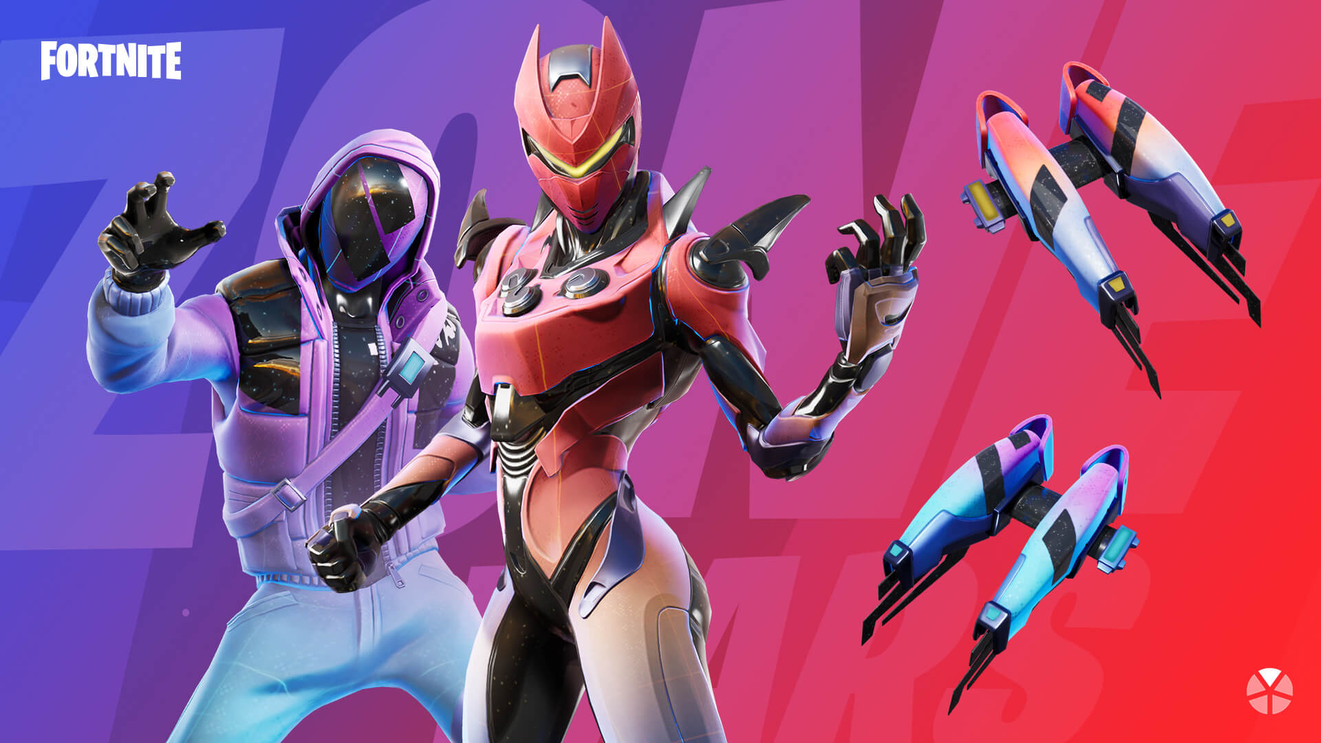 Fortnite Hot Zone and Danger Zone Outfits