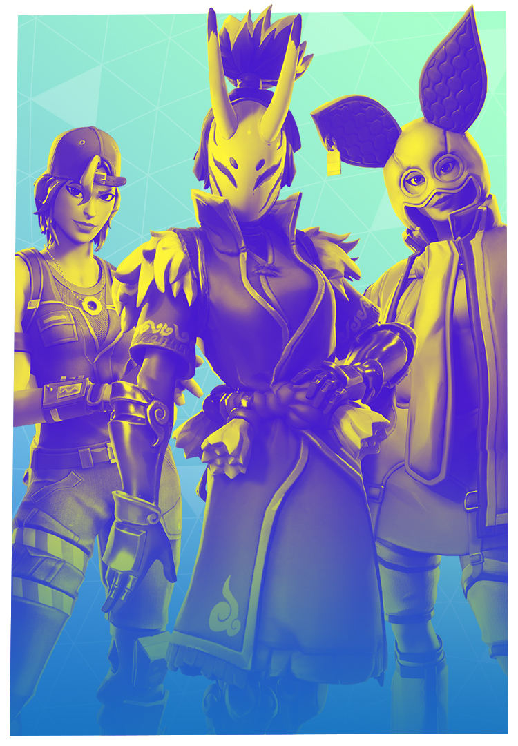 - trios fortnite does it count