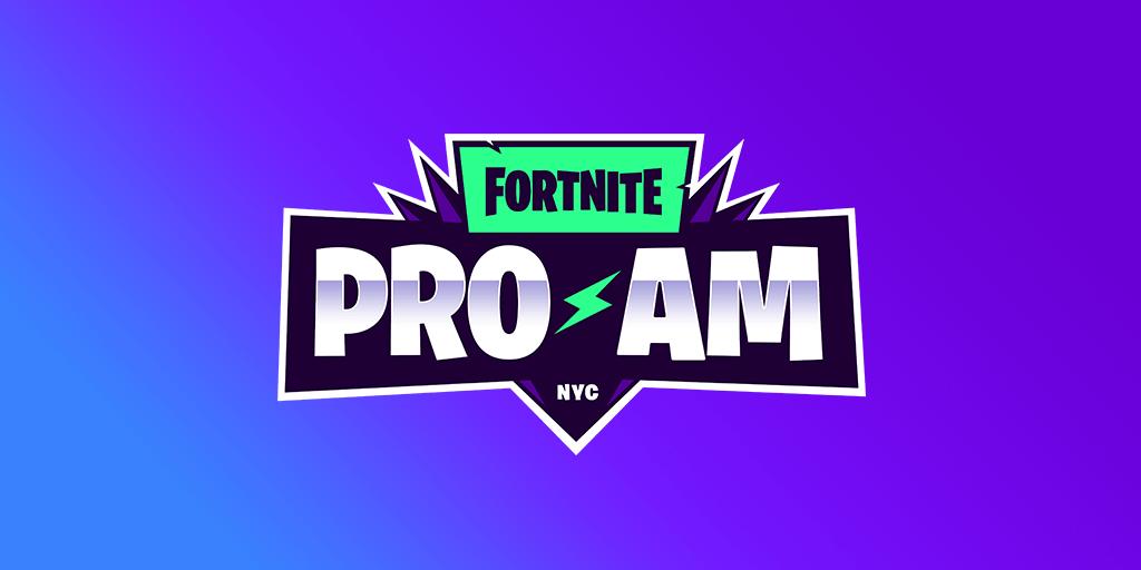 Celebrity Pro-Am 2019 - CELEBRITY PRO-AM - Fortnite Events