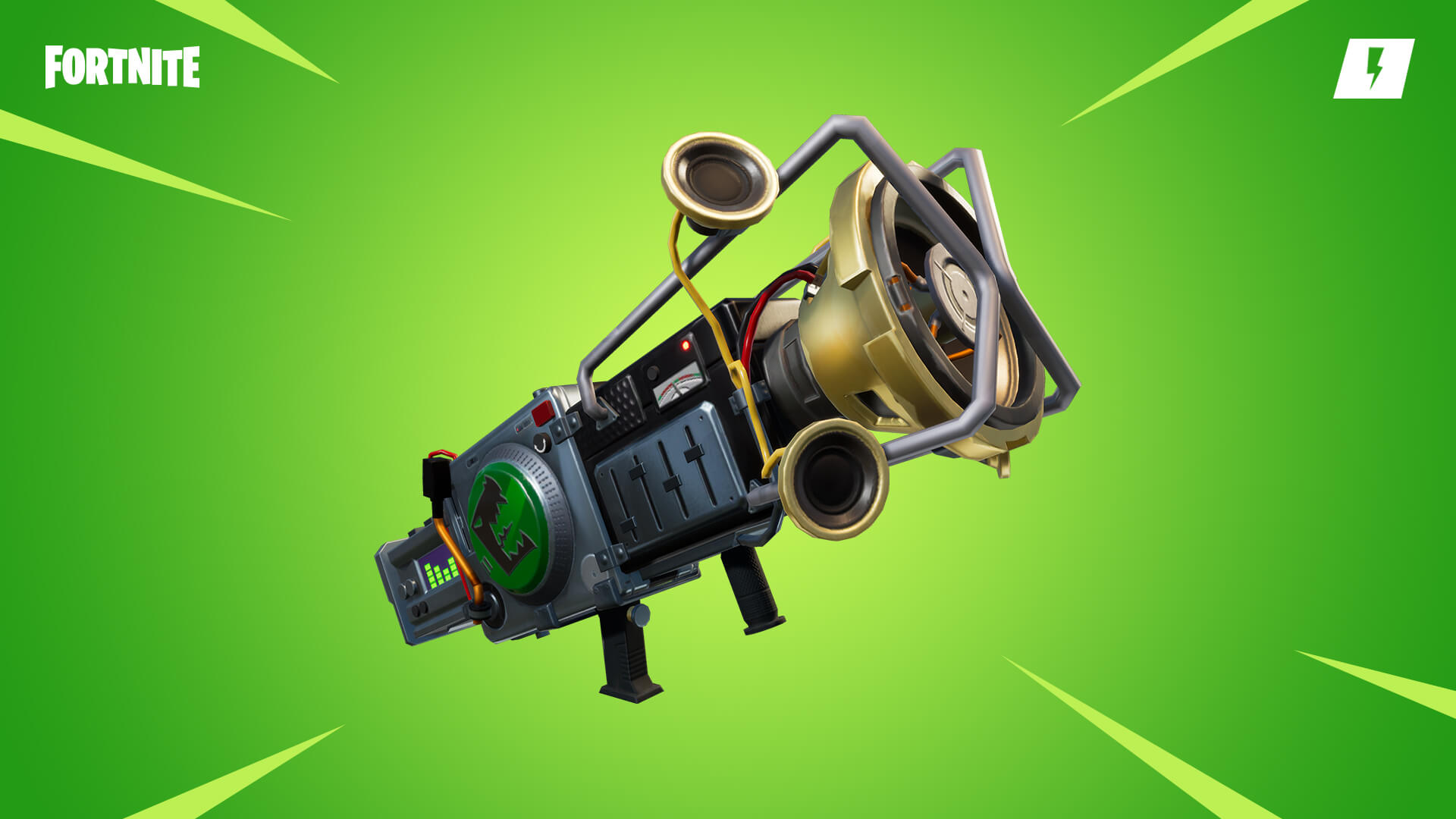 Fortnite%2Fpatch notes%2Fv10 31 patch notes%2Fstw header v10 31 patch notes%2F10StW BoomboxLauncher Social 1920x1080 103a5ba2f037efed2e8c83b5ae568fc84f35d58c - Описание версии 10.31 для фортнайт