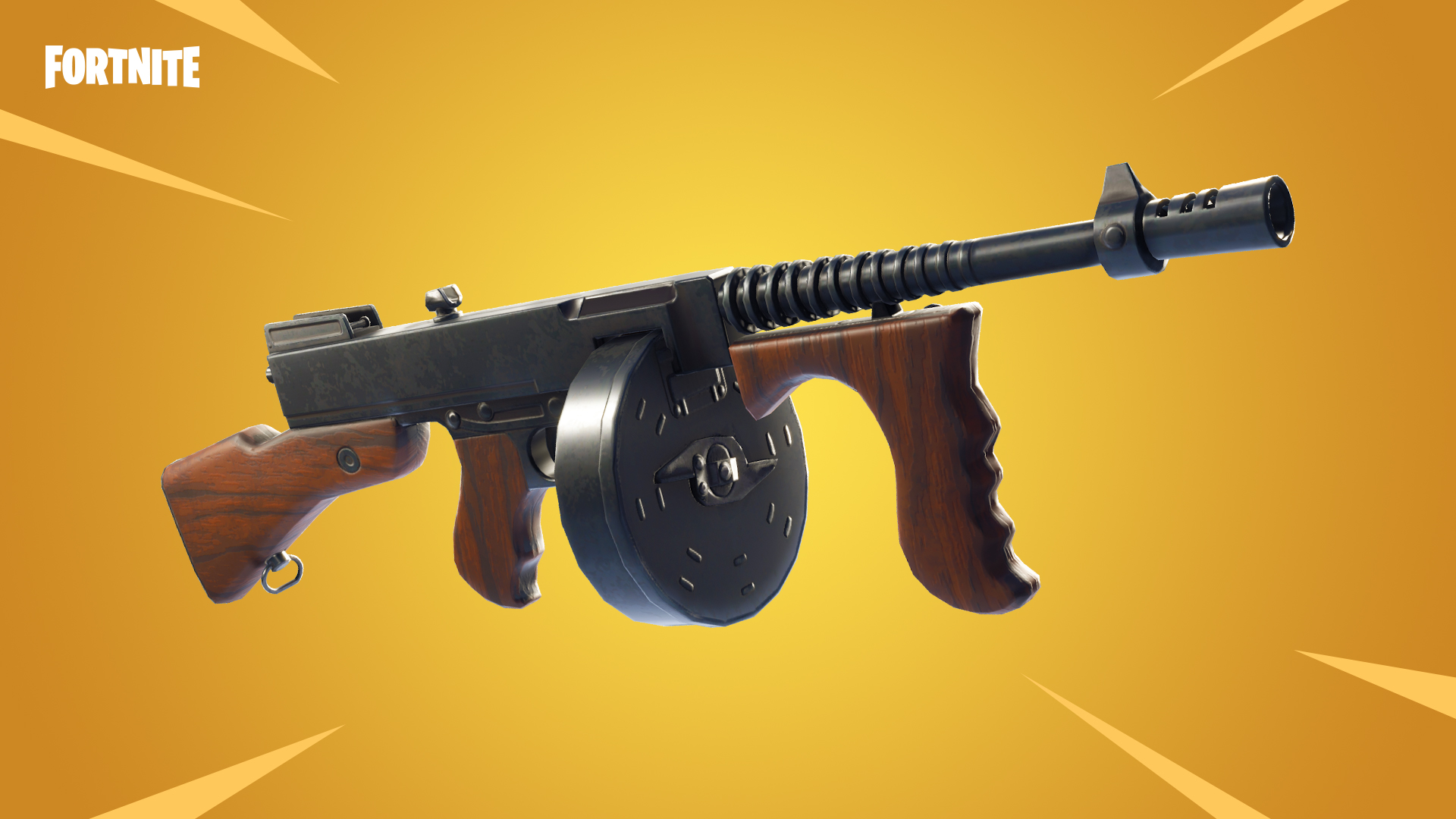 Drum Gun (Battle Royale)
