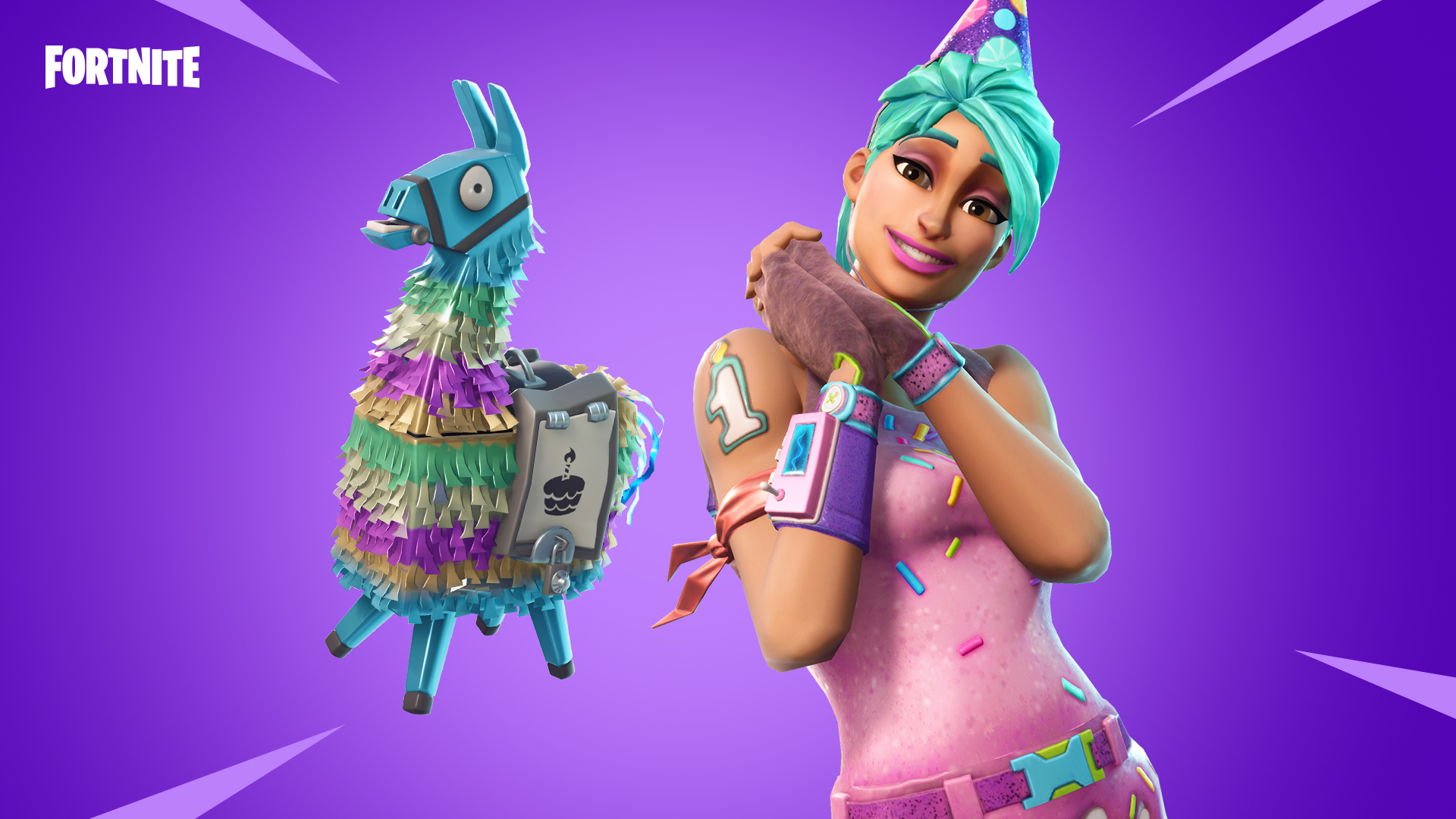 fortnite update 510 patch notes birthday event