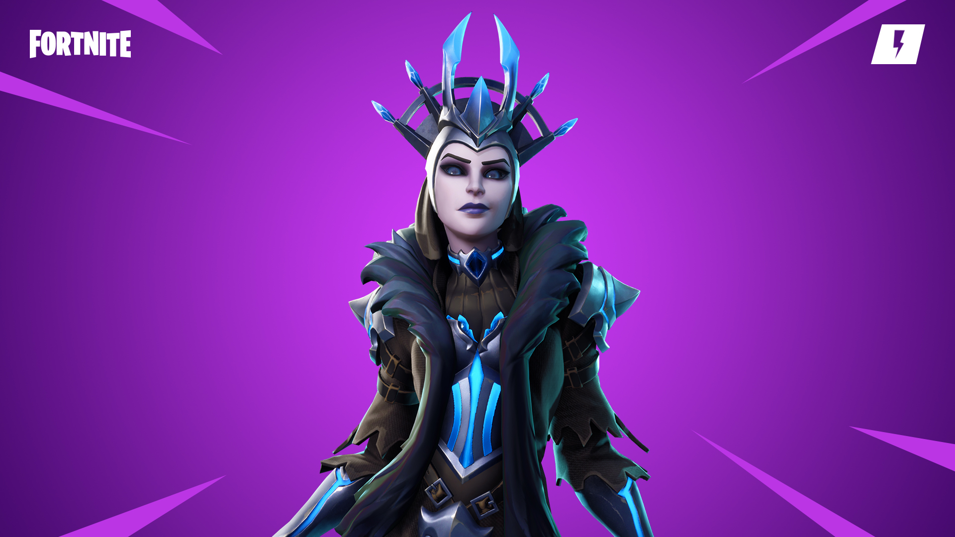 Ice Queen in Fortnite