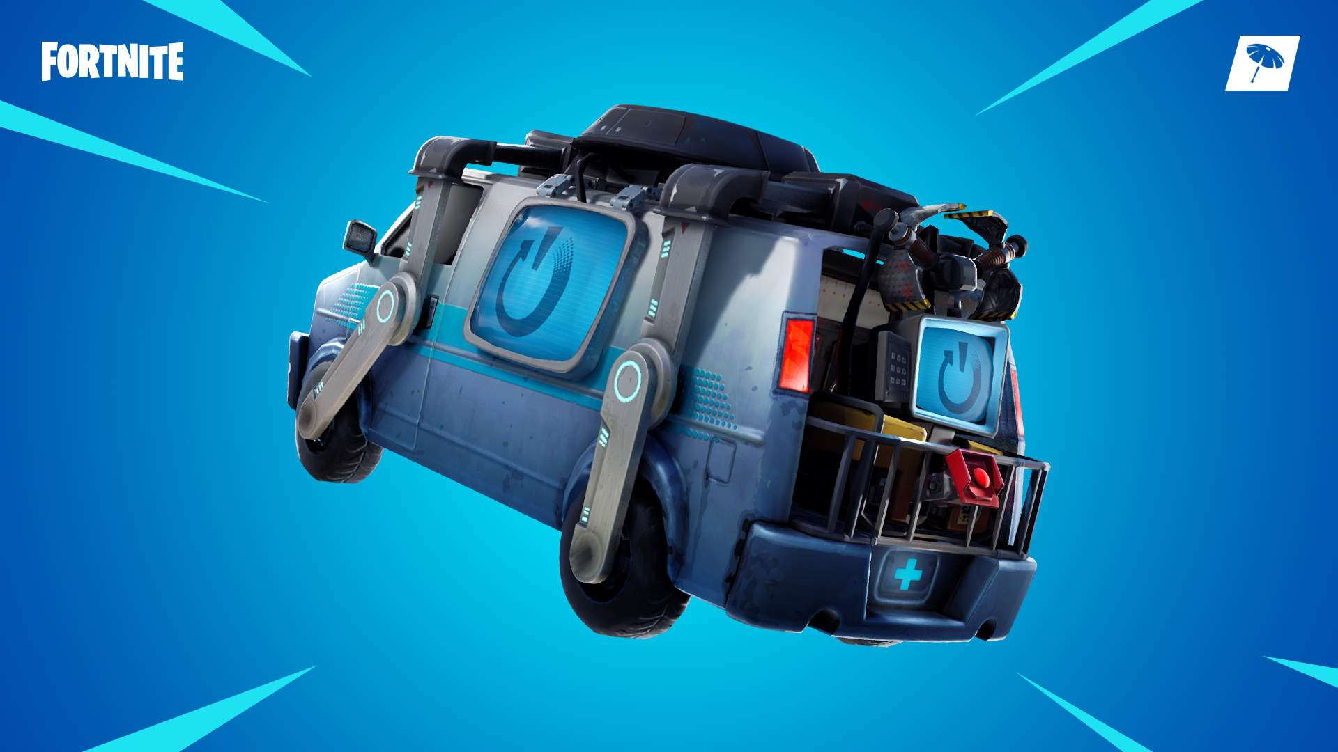 Van Reboot Fortnite
