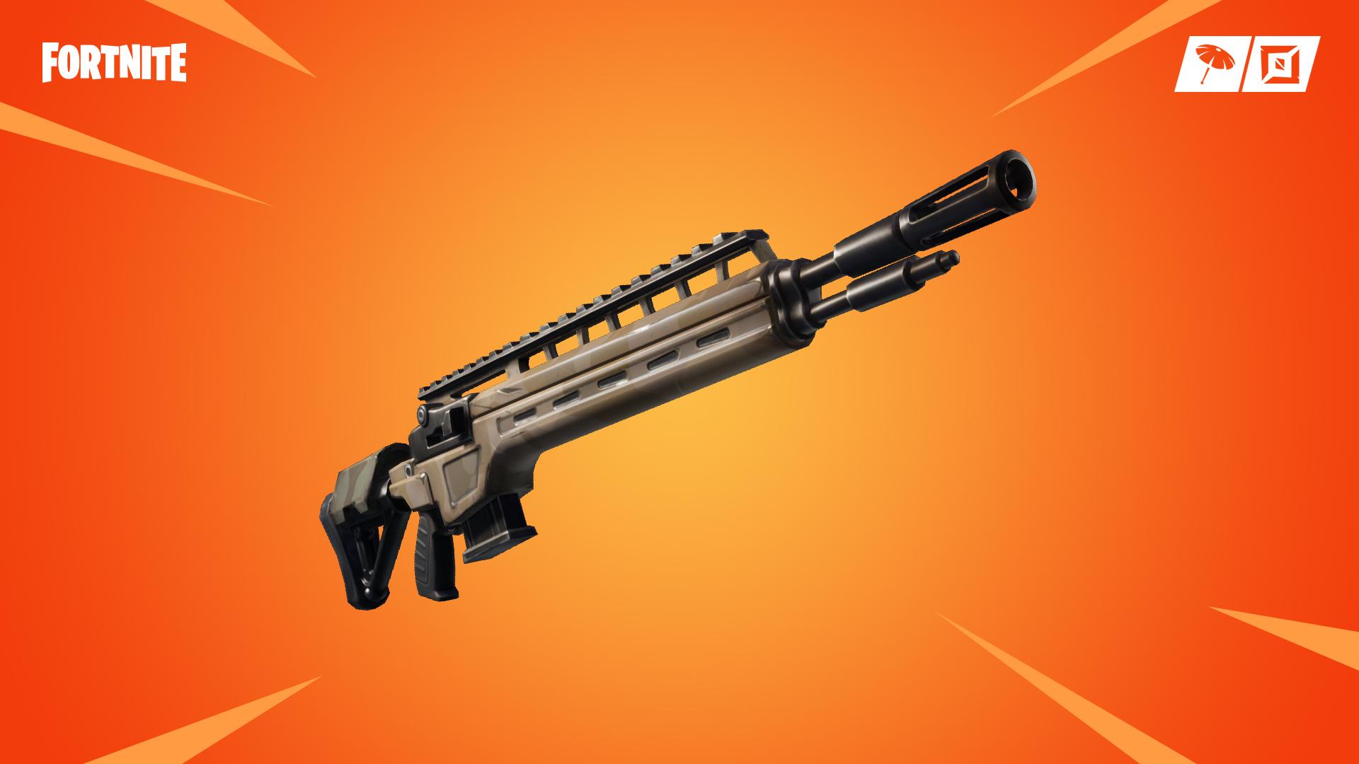 Fucile Fanteria Fortnite