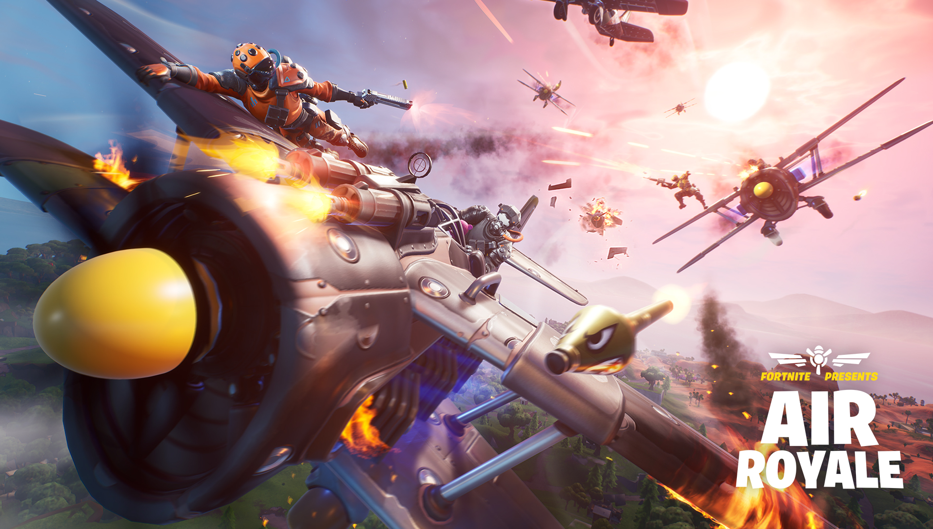 Fortnite Update 2 15 (v8 40) Patch Notes PS4, PC and Xbox One