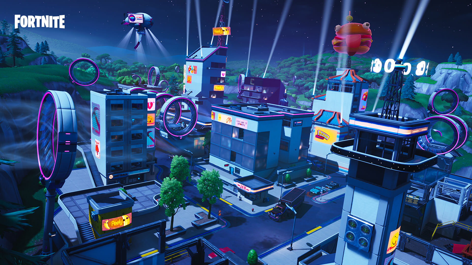 Fortnite Season 9 v9 00 Patch Notes – Slipstreams, New Map Locations