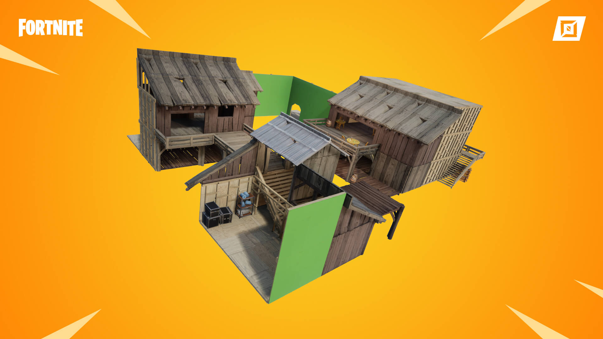 Movie Set Prefabs