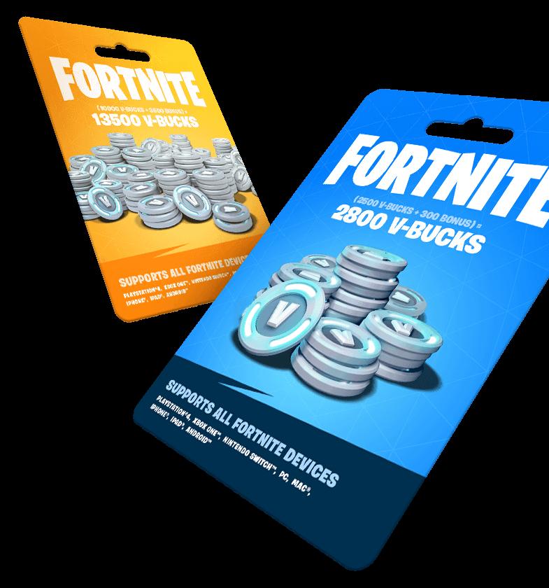 Fortnite V Bucks Card Official Site Epic Games