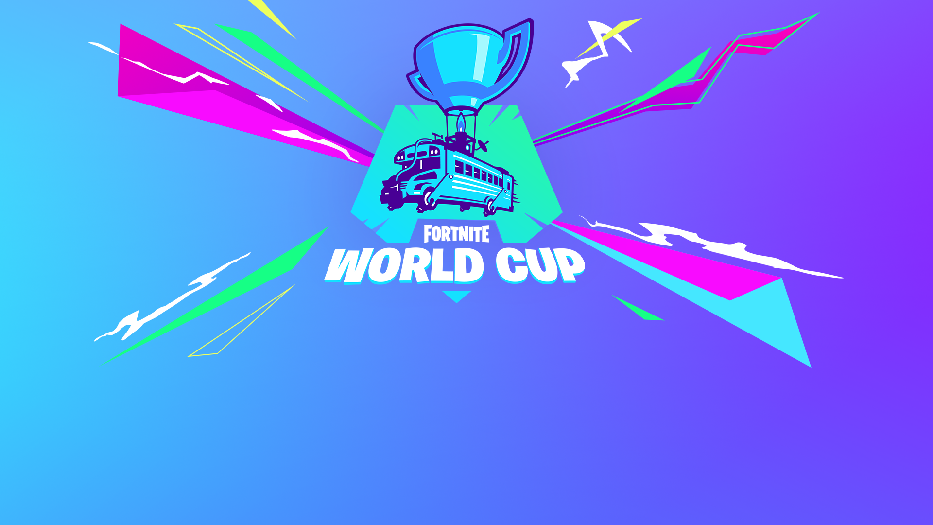 fortnite world cup details and 100 000 000 competitive prize pool for 2019 - fortnite world cup logo