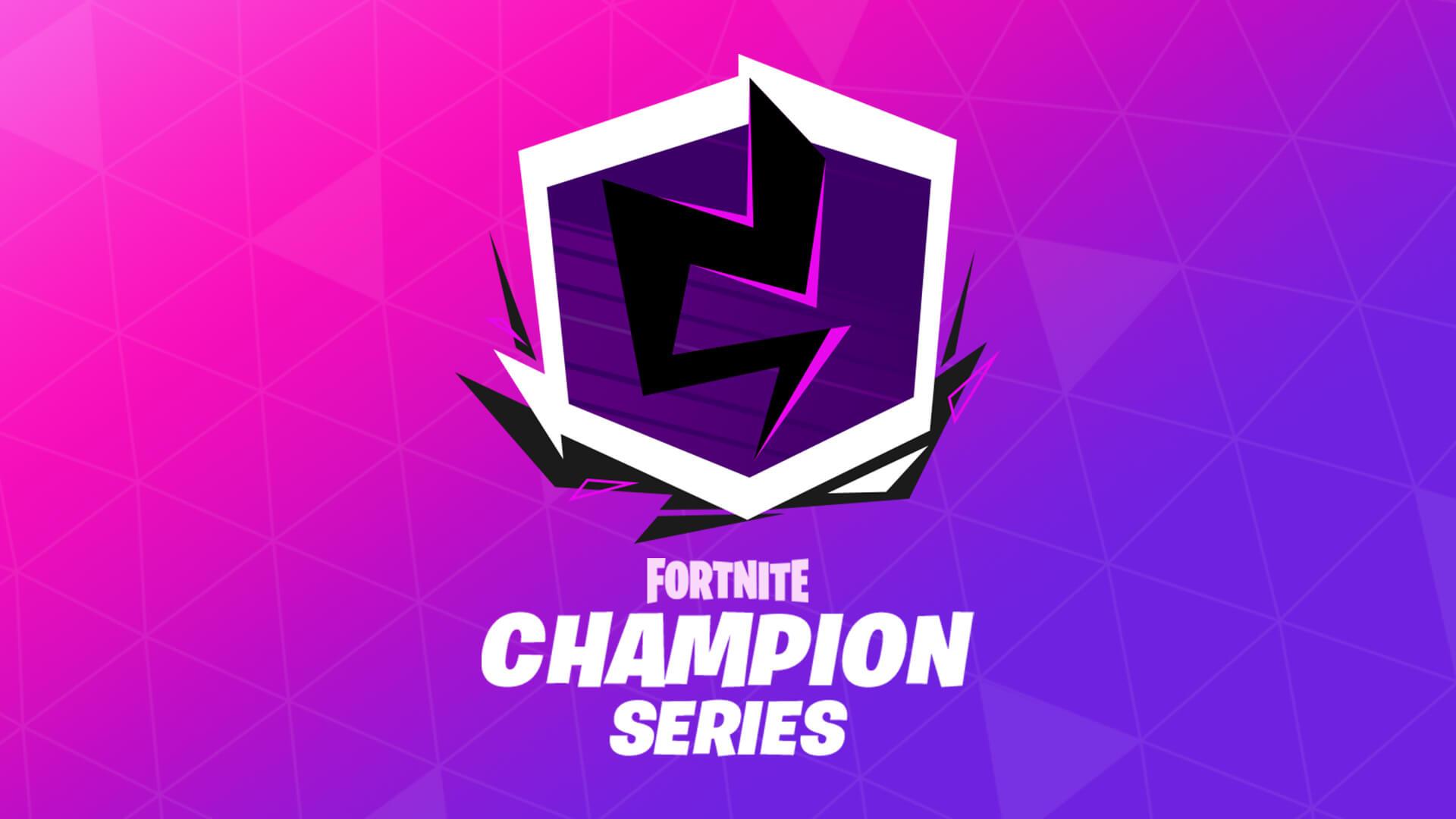 Fortnite Champion Series Season X