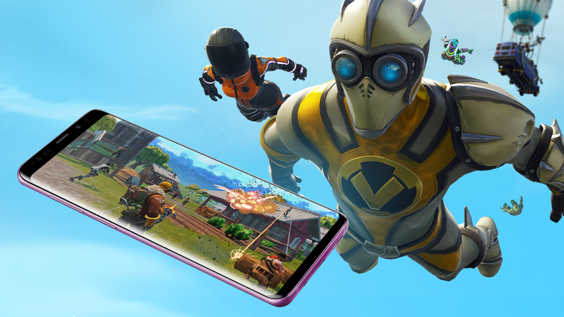 epic games fortnite android download free full version