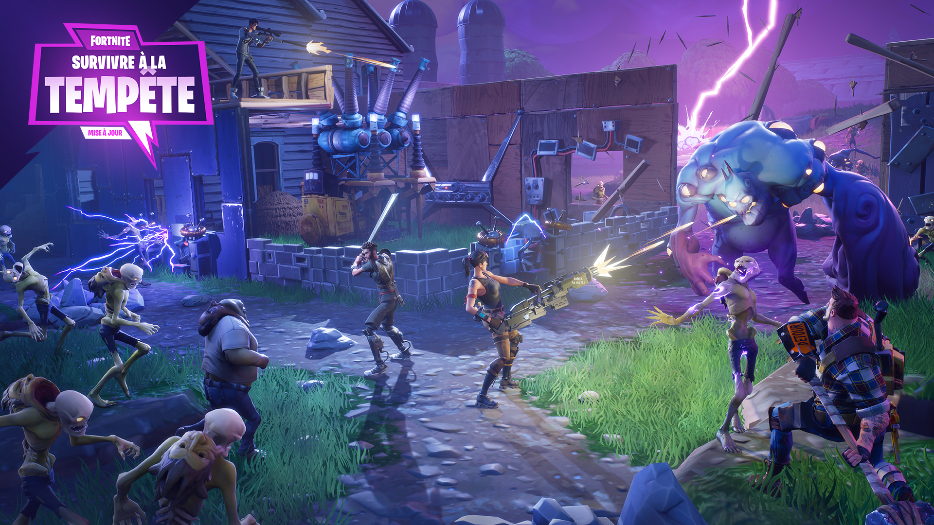 Fortnite patch 1 5 les notes de la mise jour for Fond ecran fortnite