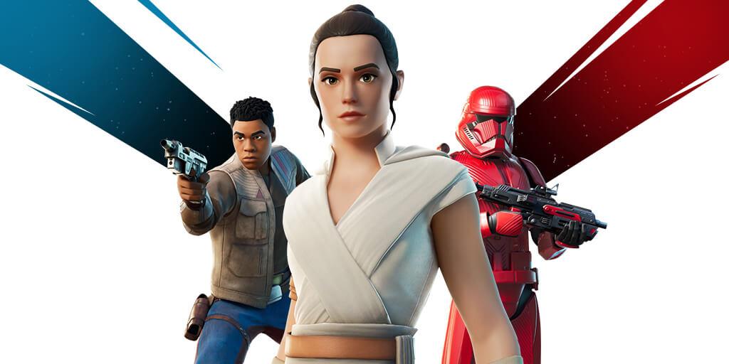 Fortnite X Star Wars icon