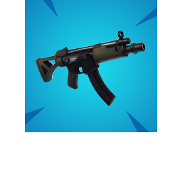 Submachine Gun - Available Now!