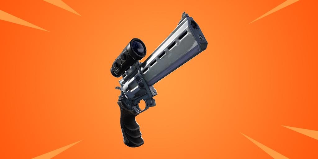 Scoped Revolver