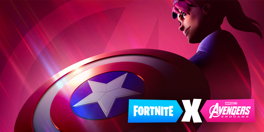 Fortnite X Avengers icon