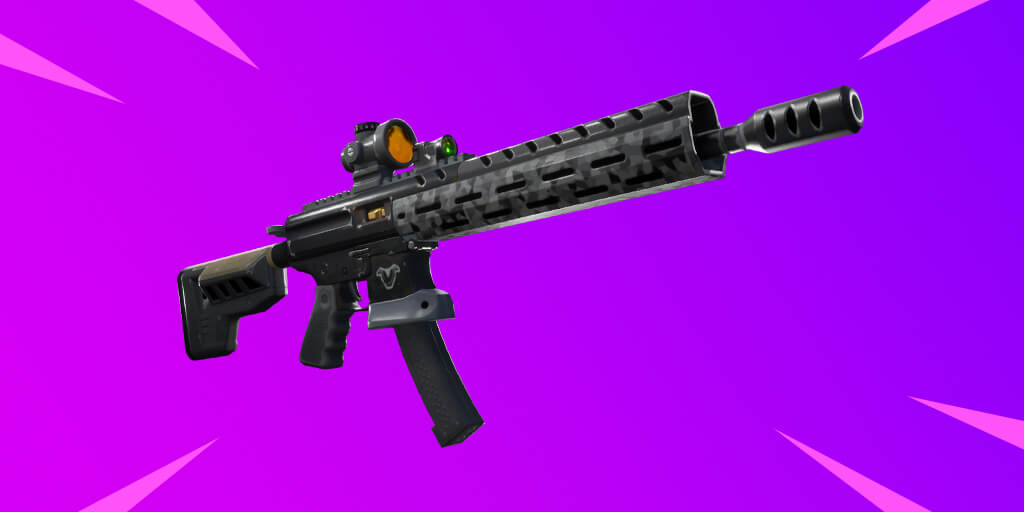 Tactical Assault Rifle icon