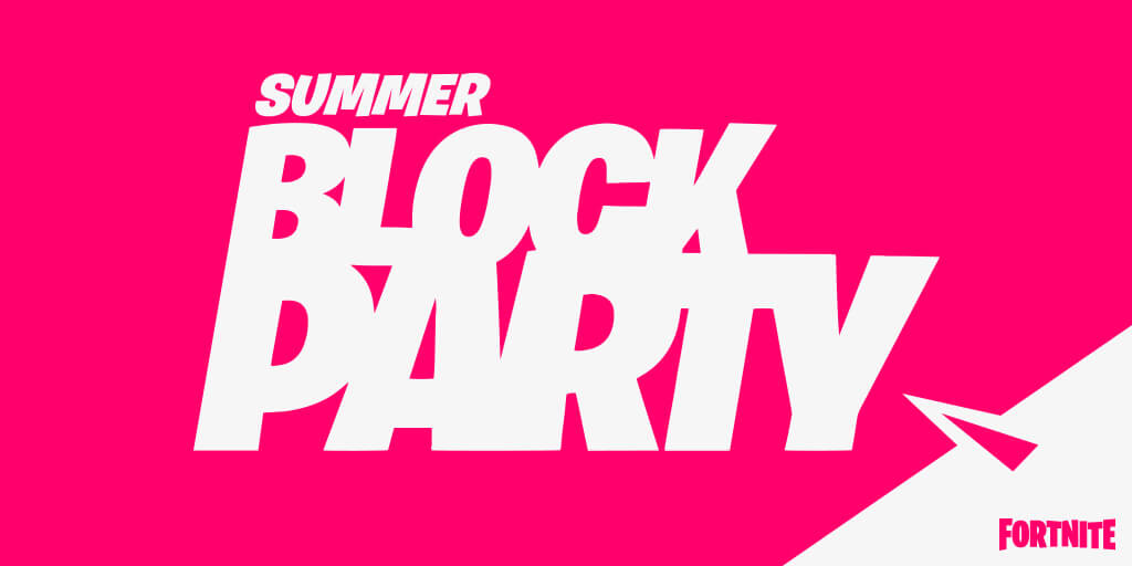Fortnite Summer Block Party icon