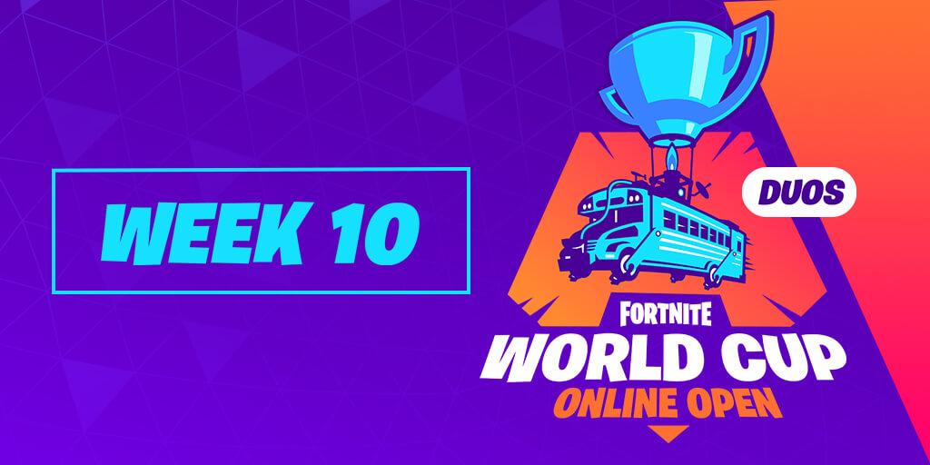 Week 10 Online Open icon