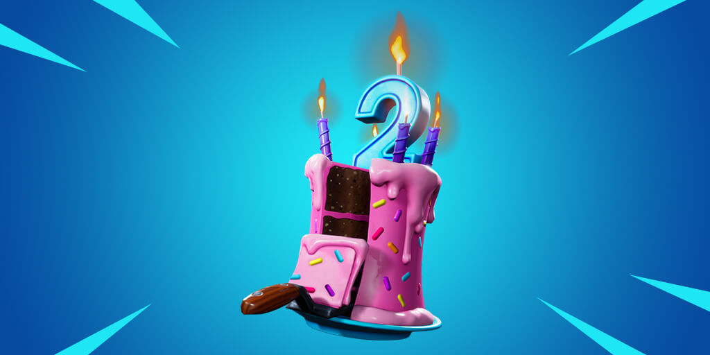Fortnite Birthday Celebration icon