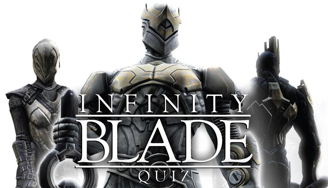 Official Infinity Blade Website