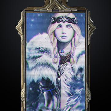 Знамя «Снежная королева Аврора»