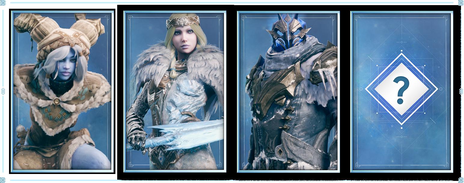 Tier 3 Skins