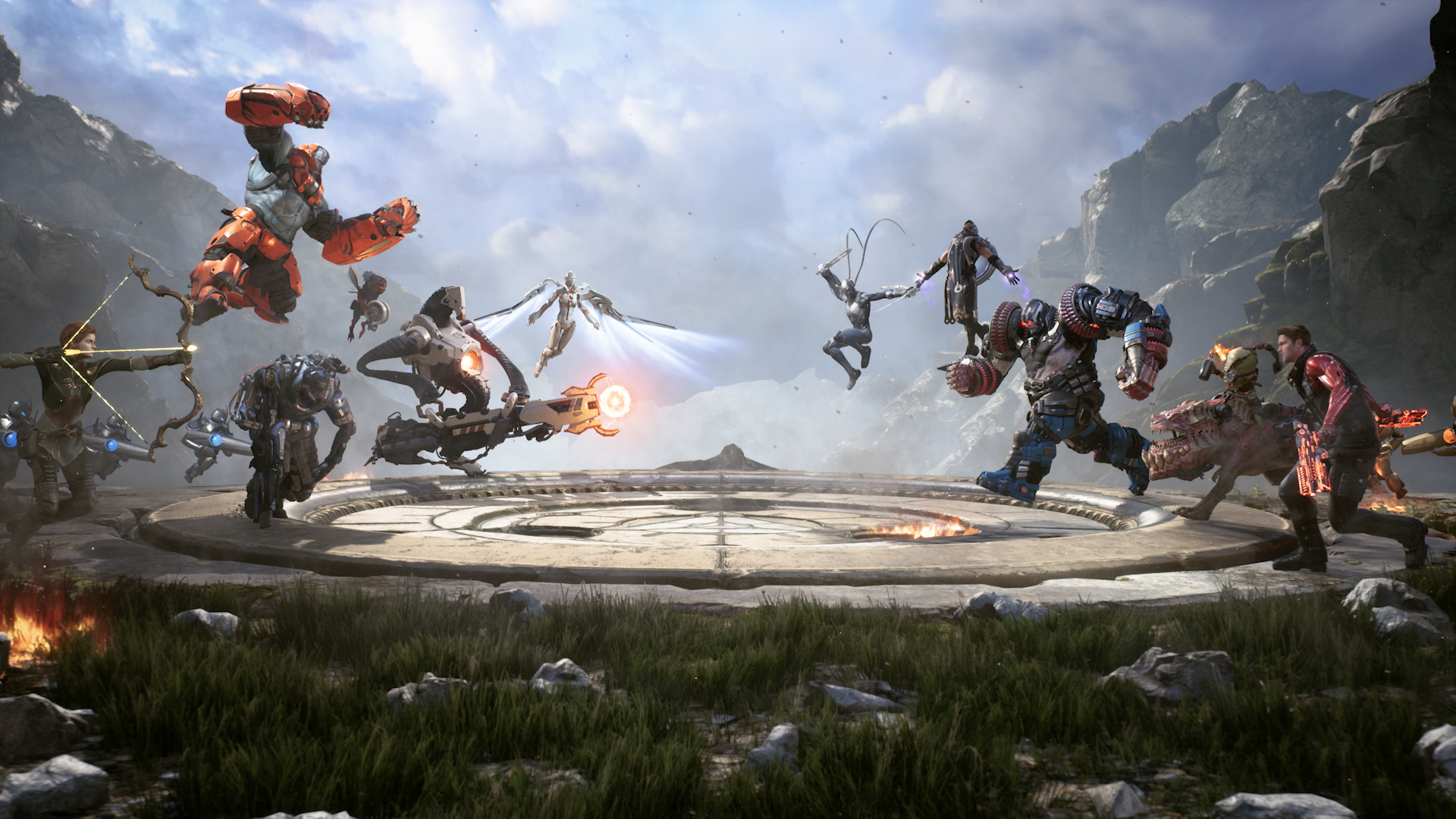 Paragon by Epic Games