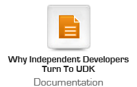 Why Independent Developers Turn To UDK