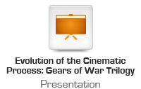 Evolution of the Cinematic Process: Gears of War Trilogy