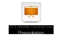 UE4 Mobile Deployment