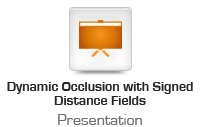 Dynamic Occlusion with Signed Distance Fields