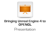 Bringing Unreal Engine 4 to OPENGL