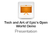 Tech and Art of Epic's Open World Demo