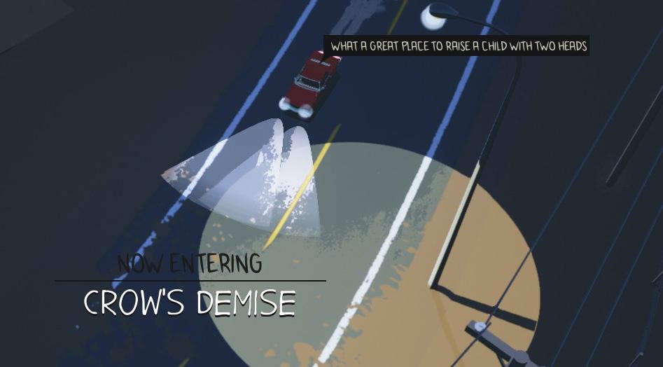 Dead Static Drive - Crow's Demise