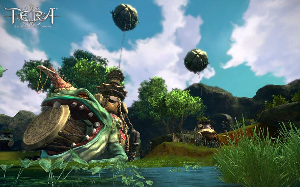 Unreal Engine 3 Pushes New MMO TERA Beyond Traditional RPGs