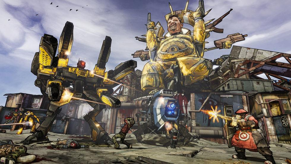 Borderlands 2 Pushes New Boundaries with Unreal Engine 3