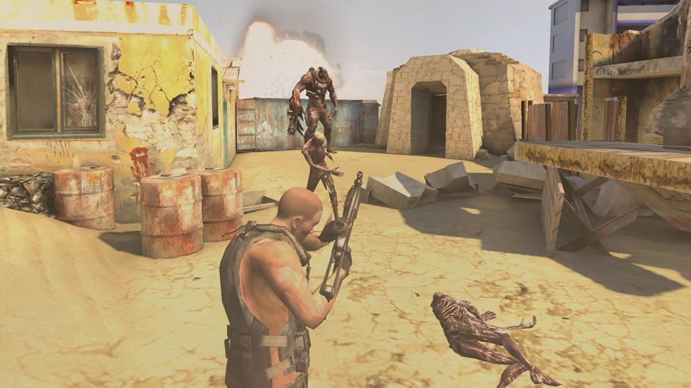 Desert Zombie