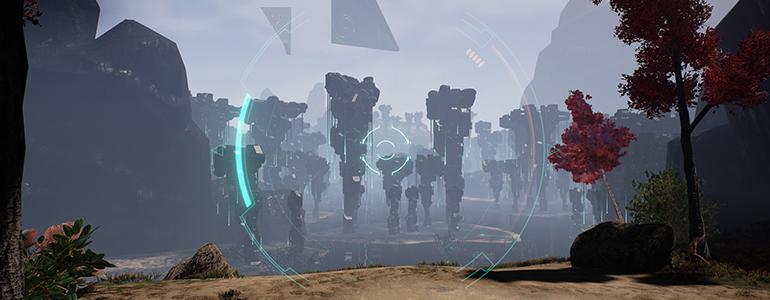 Eden Star: サイエンス フィクションと背景の変改