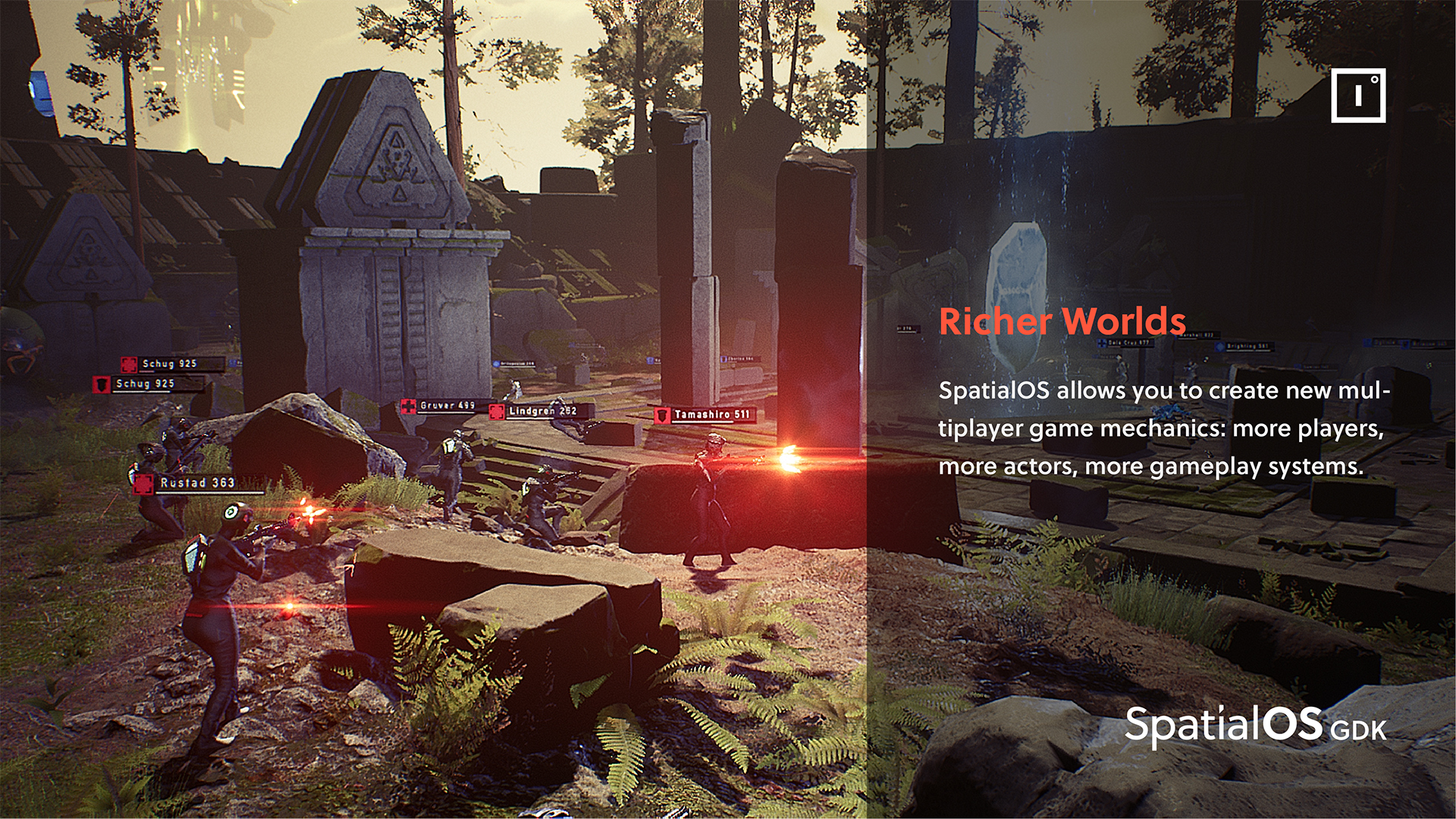 8d79a7234e26 Spatialos for unreal now available jpg 1920x1080 Feeling the world unreal