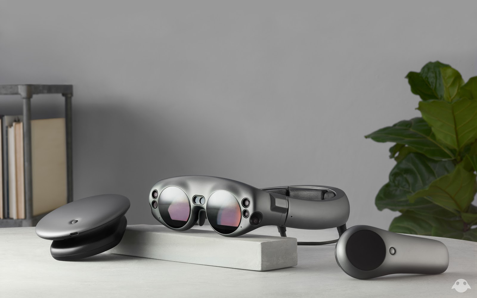 Augmented Reality Glasses from Magic Leap